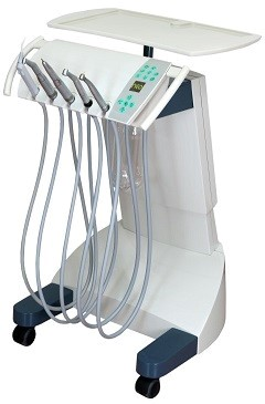 FIMET Neo Mobile Dental Cart
