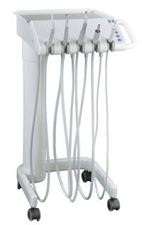 F1 Mobile Dental Cart