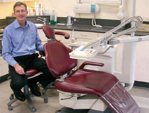 Dr Ian Renton Empire Dental