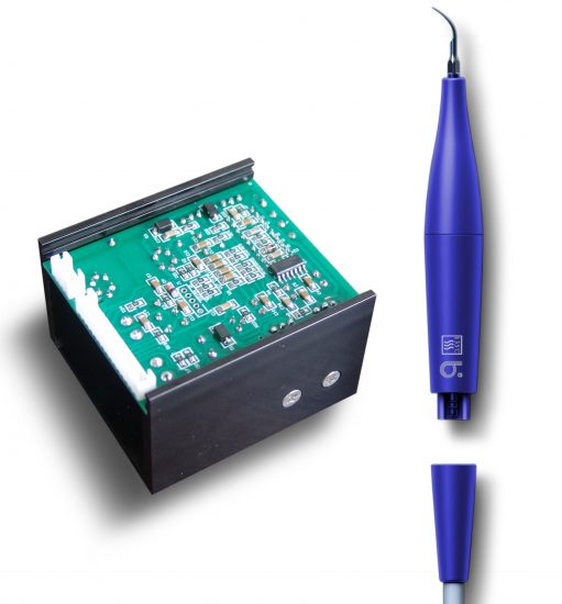 Built-in Electric Scaler Kit